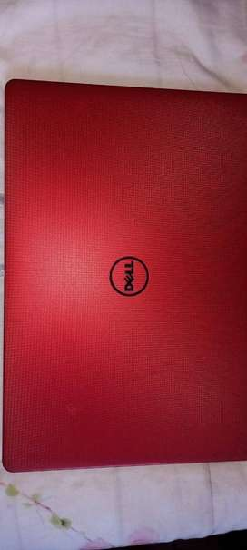 DELL 15 5000 I5 Series for sale RED
