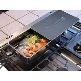Cameron stove top stainless steel smoker with FREEBIES!!