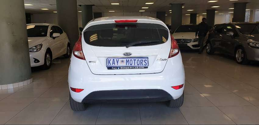 FORD FIESTA 1.0 ECOBOOST AUTO 0