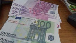 Евро сувенирные. Подарок.Сувенир.Закладка.Прикол