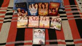 Touched by an angel complete dvd set for sale