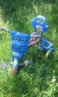Польский 3-х колесный детский велосипед фирмы Винни.