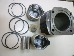 Zestaw naprawczy silnika fiat 126p