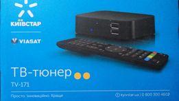 ТВ-Тюнер,TV-171 Киевстар,viasat