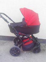 Детская коляска 3 в 1, люлька, прогулочная, автокресло,tutek.