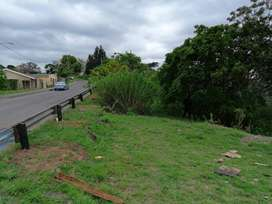 650sqm plot on main road ideal for business Development