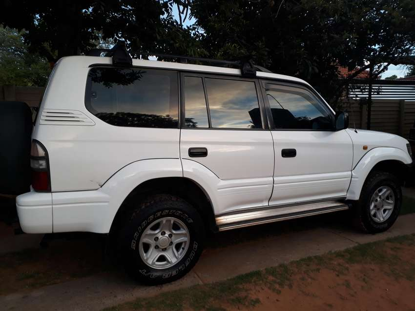 Toyota prado 3.0l diesel for sale or swap 0