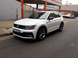 2018 VW Tiguan 1.4Tsi R-Line Automatic DSG For Sale.