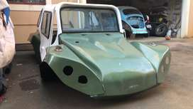 Beach buggy project