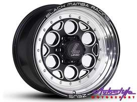 18 inch Lenso Zeus  bakkie Alloy Wheels suitable bakkies, suv, 4x4, F