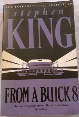 Stephen King's From A Buick 8