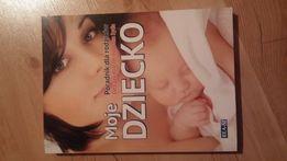 Prezent Książka moje dziecko poród 0-3 lata