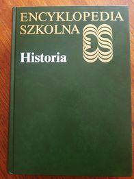 Encyklopedia szkolna historyczna- Historia PWN