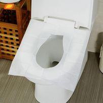 Одноразовый чехол для туалета