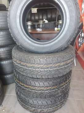 265/65/17 Bridgestone dueller AT tyres for r6999