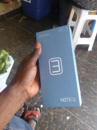 Image of Infinix note 3 sealed original