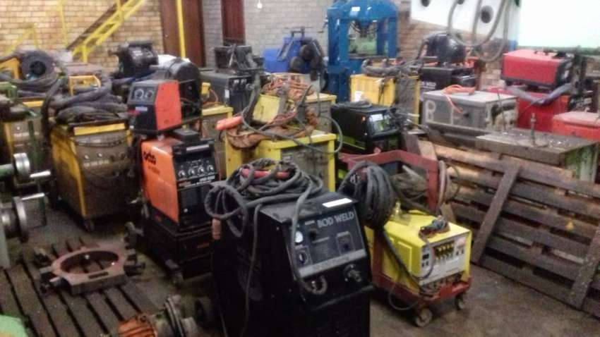 Fabrication and engineering equipment for sale