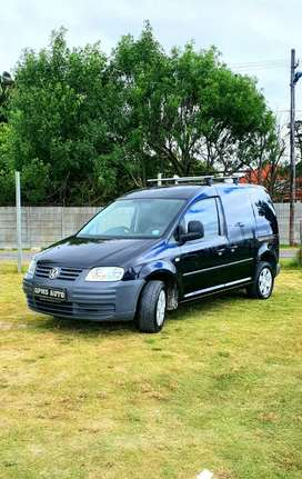 2006 VW Caddy 1.9 Diesel Manual