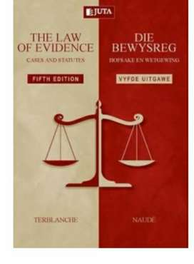 The Law of Evidence