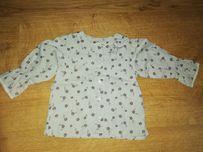 Koszula tunika Bluzka hm 80 j. Zara Reserved Newbie next