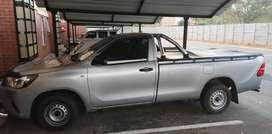 Toyota Hilux SC 2.4GD, PS/AC