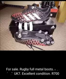 Rugby metal studs for sale