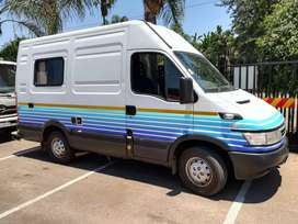Iveco Turbodaily 2.8 Dci Camper Motorhome