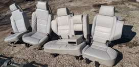 Land rover discovery seats leather (7 seater)