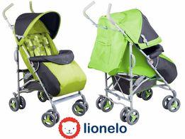 Wózek Spacerówka Elia ocieplacz+ folia+ kosz na zakupy do 18kg