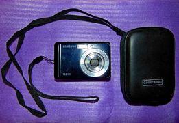 Фотоапарат Samsung с поломкой, на запчасти. + Чехол