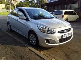 2017 HYUNDAI ACCENT 1.6 MANUAL