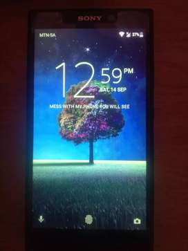 Sony Xperia L2 only one year used