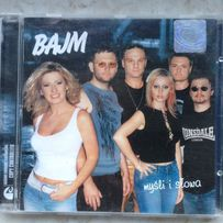 Bajm - myśli i słowa CD
