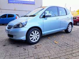 2007 honda jazz Automatic