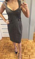Klasyczna, ołówkowa sukienka ZARA - roz. M