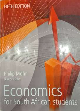 Economics for South African students 5th Edition