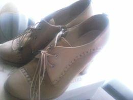 туфли-ботильёны