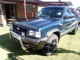 Ford courier 4x4 2.5tdi