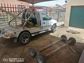 Tow truck kb320 V6