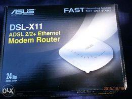 модем asus dsl-x11