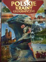 Nowa Książka ' Polskie Krainy Geograficzne ' pt.PWN