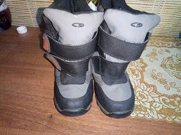 Продам термо сапожки (ботинки, сапоги) детские в идеальном состоянии!