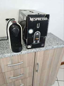 Nespresso U-Milk & Breville Frother for sale