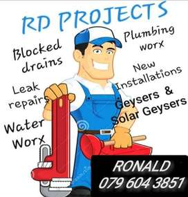 RD PROJECTS PLUMBING