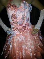 Платье на выпускной на рост 122-134