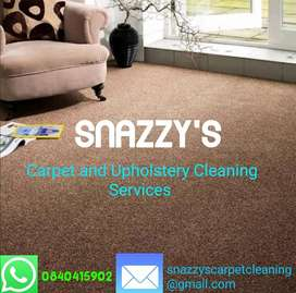 Snazzy's Carpet and Upholstery Cleaning