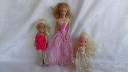 Cena za Zestaw -Lalka Barbie, Disney i Bratz