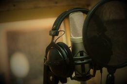 Запись песни на студии звукозаписи в центре за вашу установленную цену