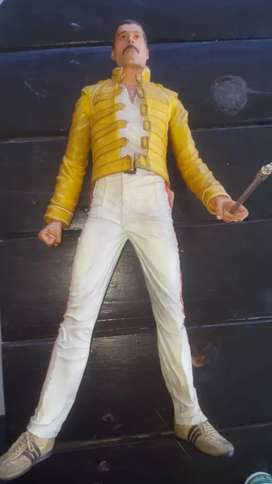 Freddy Mercury singing doll