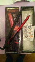 профессиональный утюжок для волос ByBaByliss с дисплеем